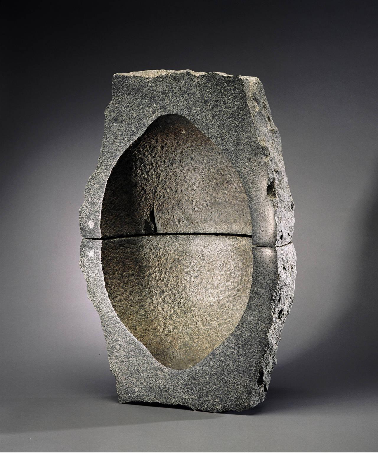 Richard Deutsch Abstract Sculpture - Pod