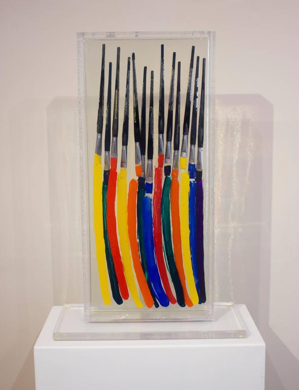 Untitled Paintbrushed