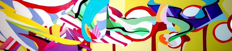 Kimber Berry Abstract Painting - Painting #108