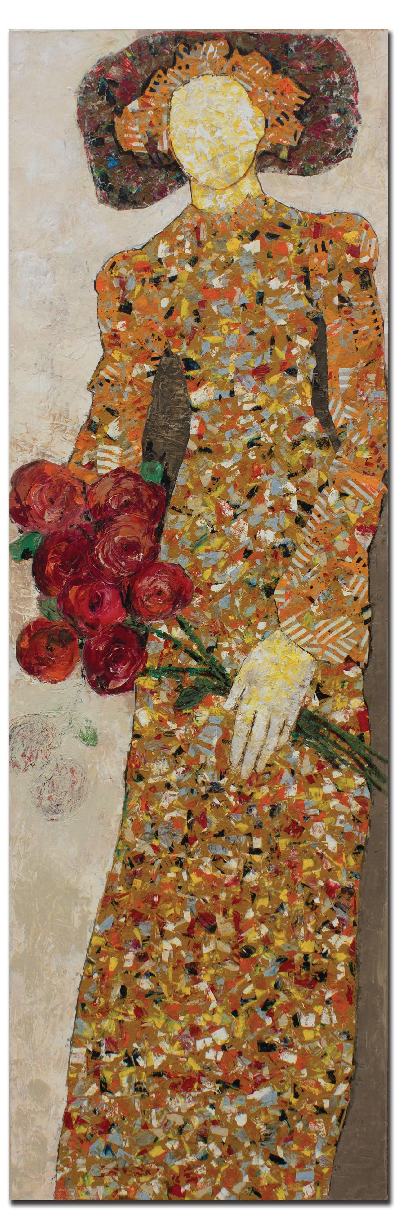 Zivana Gojanovic - Encore, Painting at 1stdibs