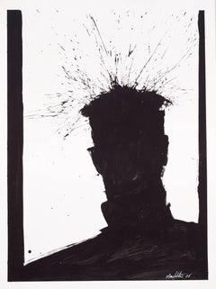 Head (Black and White)