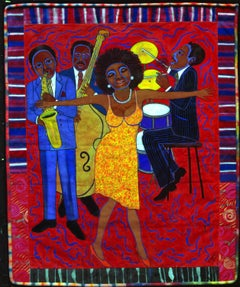 Jazz Stories: Mama Can Sing, Papa Can Blow #1: Somebody Stole My Broken Heart