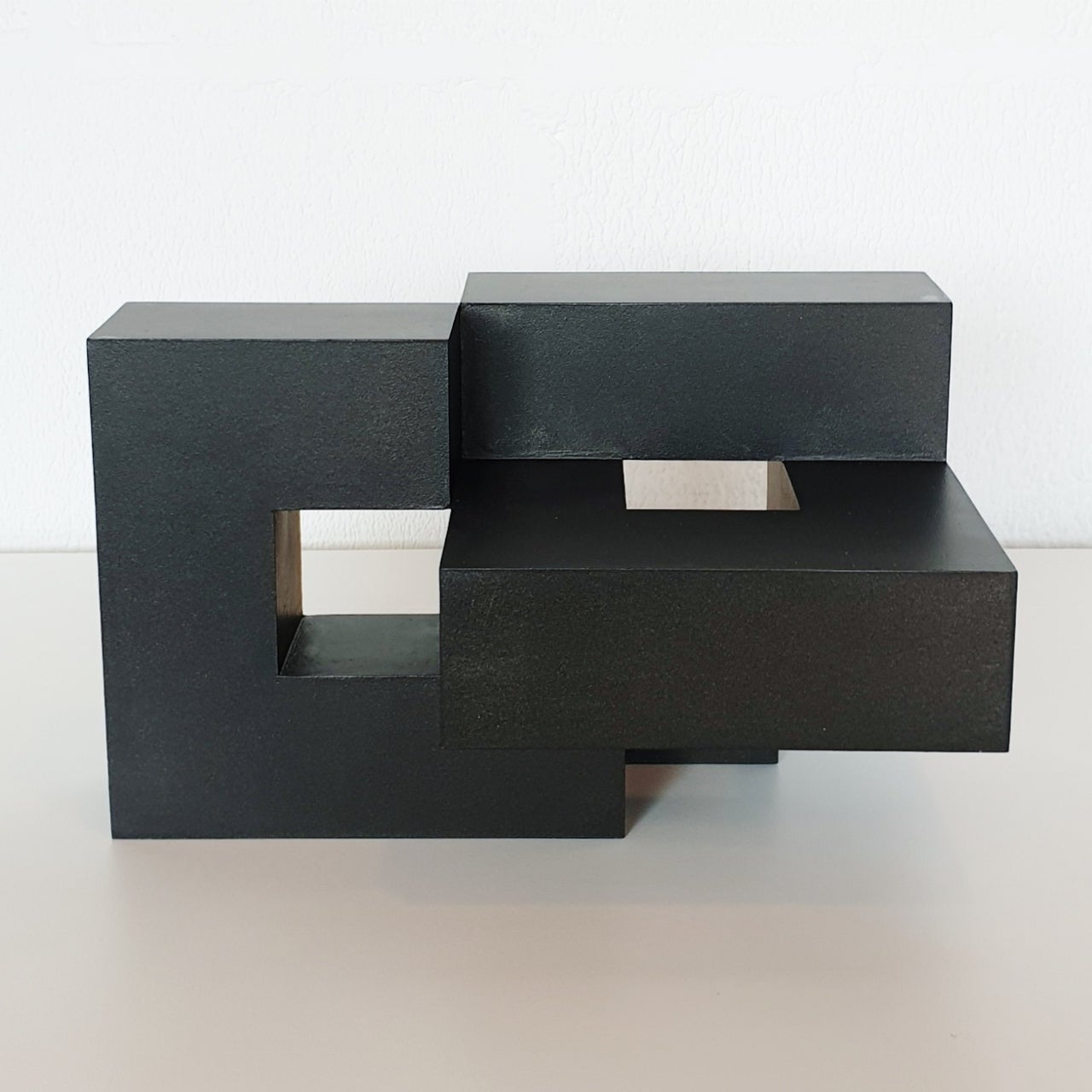 Equilibre architectural I no. 1/15 - contemporary modern abstract wall sculpture