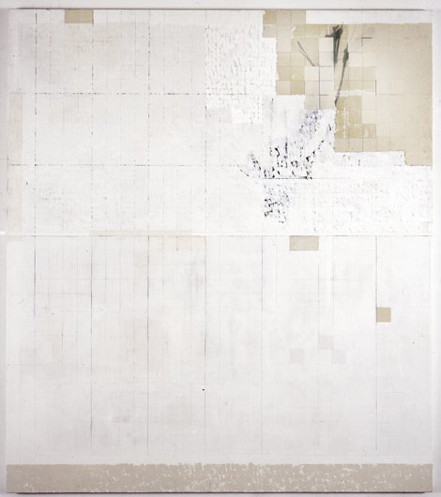 Vincent Gagliostro Abstract Painting - Unfinished Documentation 3