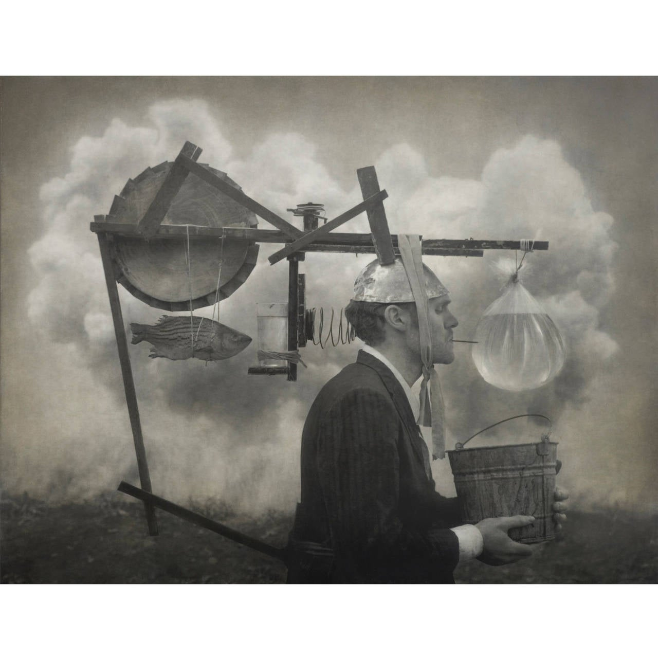 Robert and Shana ParkeHarrison - Cloudburst 1