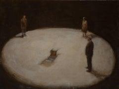 Three in a Circle