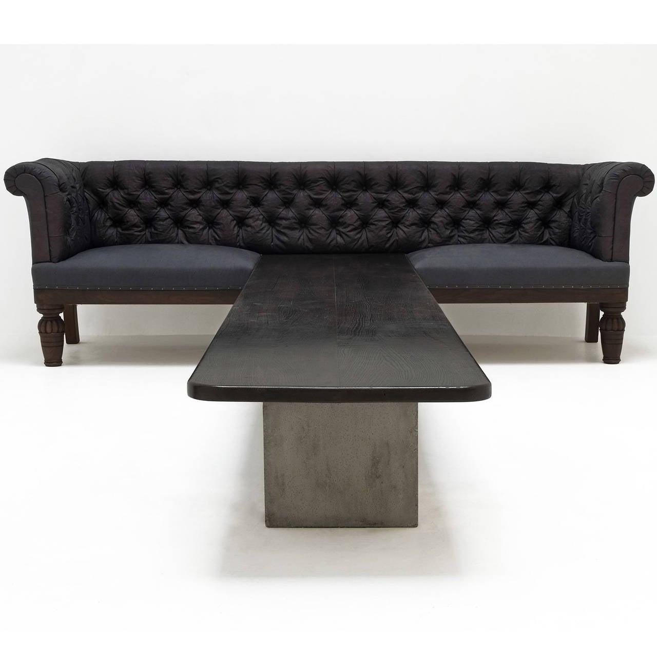 Chesterfield Table - Sculpture by JAMESPLUMB