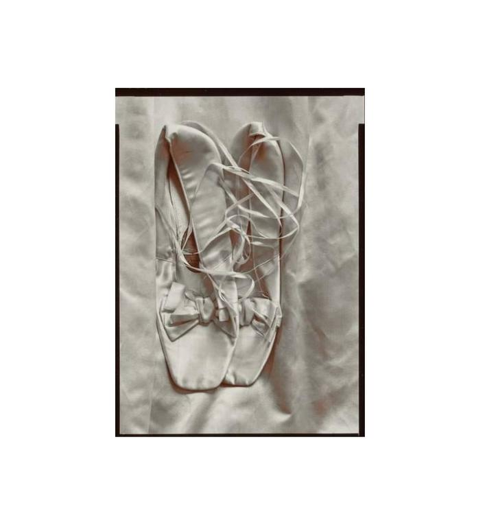 Olivia Parker Still-Life Photograph - Miss Appleton's Shoes