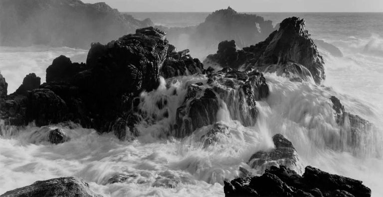 Bob Kolbrener Landscape Photograph - Rock Covers Paper #9