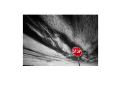 Stop Sign, Nevada