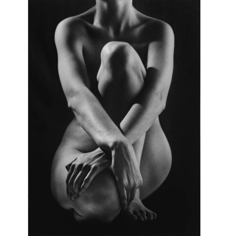 Ruth Bernhard - Classic Torso (With Hands) 1