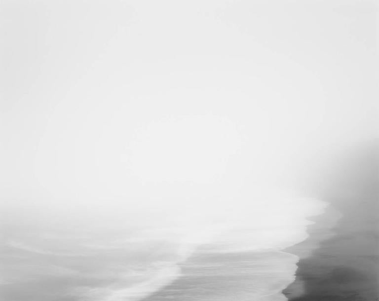 Chip Hooper - Fog, Black Point Beach, Pacific Ocean 1