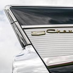 Tailfin, Study III, Chevrolet