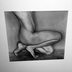 62N (Nude, Dancer's Knees)