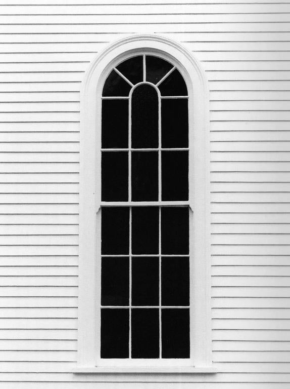 Church Window, Bridge Haven, California