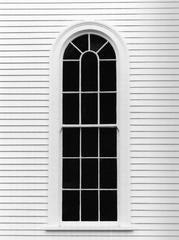 Church Window, Bridge Haven, California