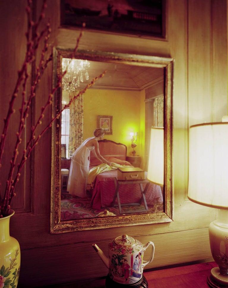Danielle Nelson Mourning - Mirror, Marks. Mississippi 1
