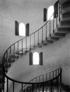 Tower Stairs, Scotty's Castle