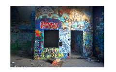 Graffiti #4, Belmont Park