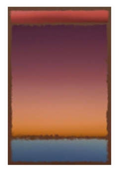 Homage to Rothko, Study 5