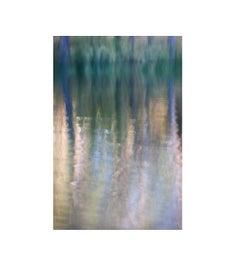Forest Reflections, Manzanita Lake, California