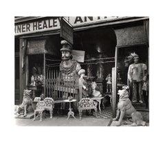 Sumner Healy Antique Shop, New York