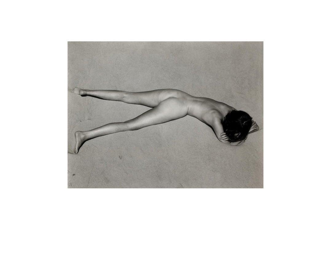 Edward Weston - Nude ~ 237N 1