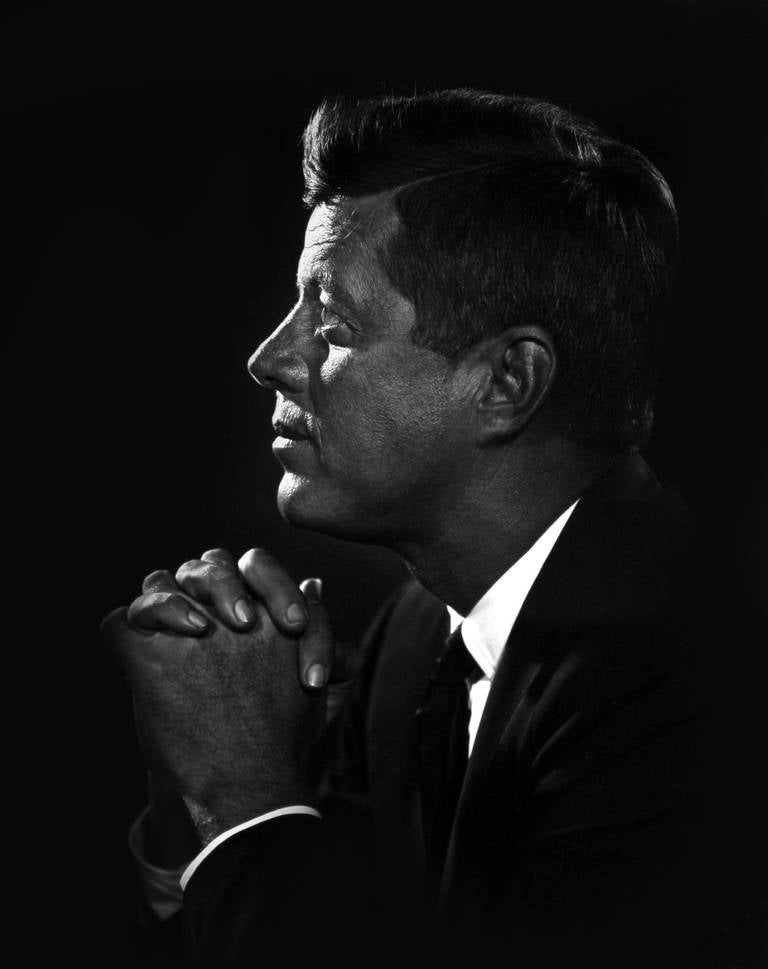 Yousuf Karsh - John F. Kennedy 1