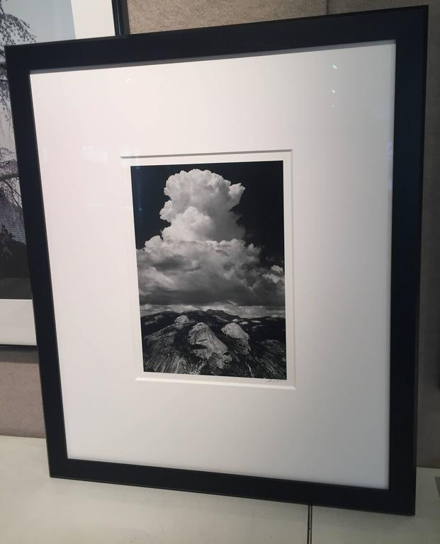 Thunderhead from Glacier Point, Yosemite - Photograph by Ansel Adams