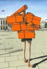 Libby Black - Hermés Boxes