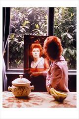 Bowie In Mirror