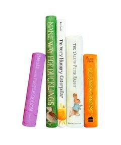 A Baby's Bookshelf