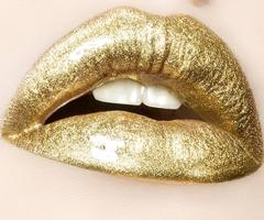 Hervé Dunoyer - Gold Lips