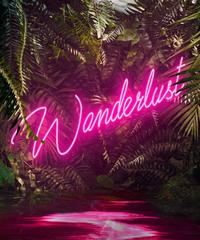 Yee Wong - Disco in the Jungle: Wanderlust Pink