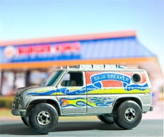 Burger King Baja Breaker