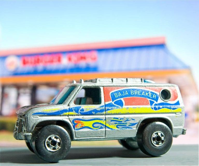 Matthew Carden Still-Life Print - Burger King Baja Breaker