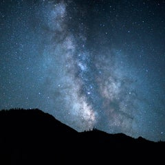 Milkyway, Yosemite 2017