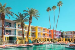 Palm Springs Colorful 2