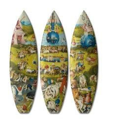 BOSCH TRIPTYCH / 3 SURFBOARDS