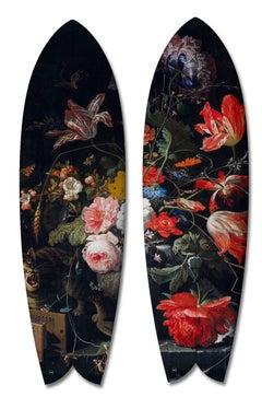 HIGHSNOBIETY DIPTYCH / 2 SURFBOARDS
