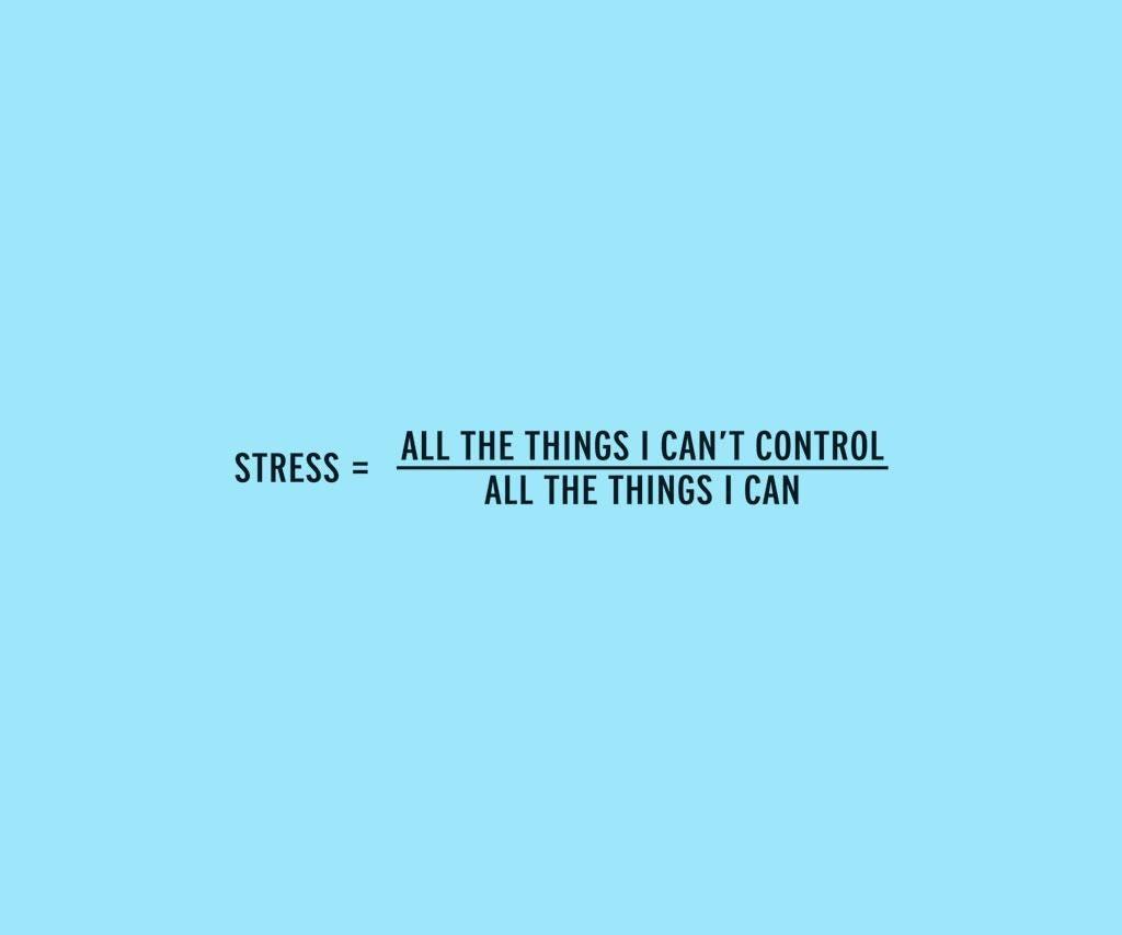 STRESS - Print by Craig Damrauer