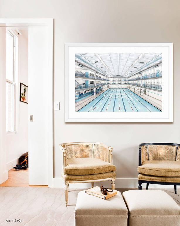 Ludwig favre piscine pontoise print for sale at 1stdibs for Piscine pontoise