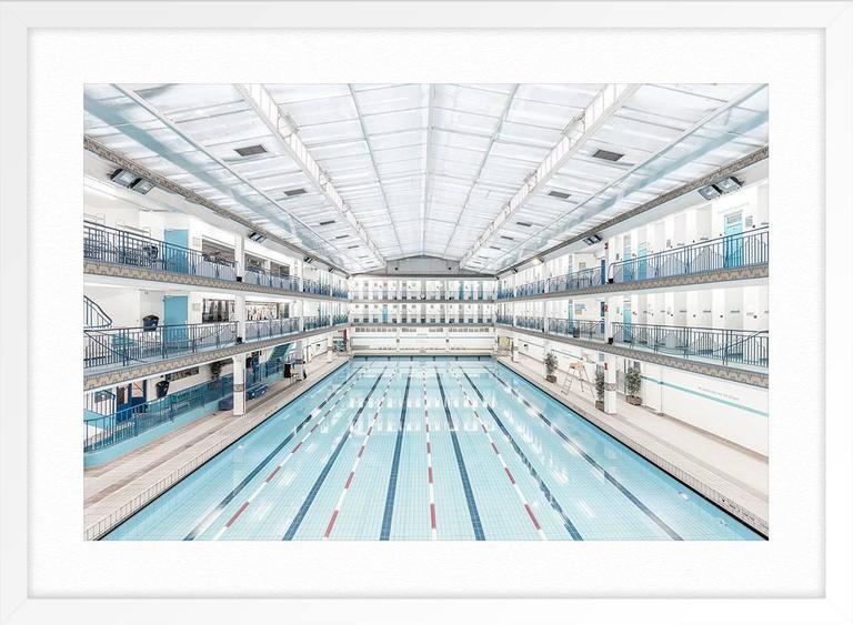 Ludwig favre piscine pontoise print for sale at 1stdibs for Piscine pontoise