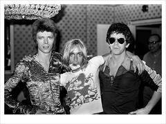 Bowie, Iggy, Lou Reed 2