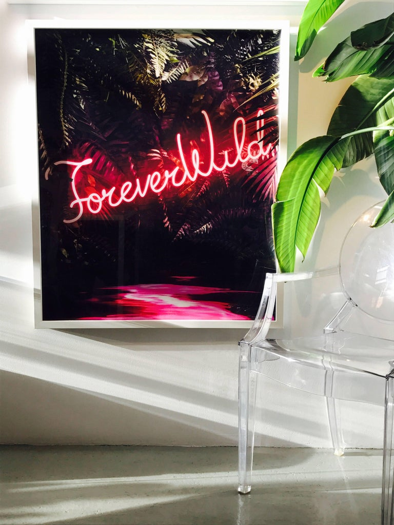 Disco in the Jungle: Forever Wild - Print by Yee Wong