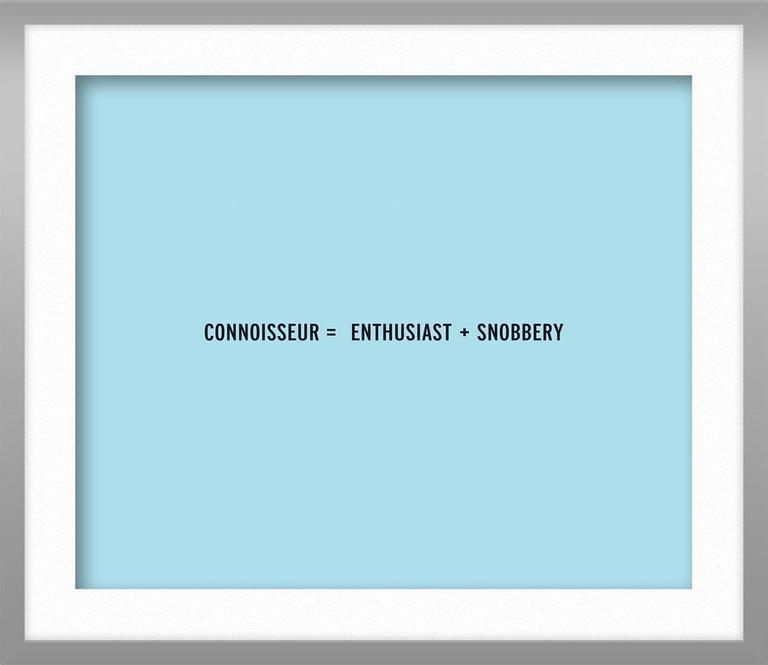 CONNOISSEUR For Sale 5