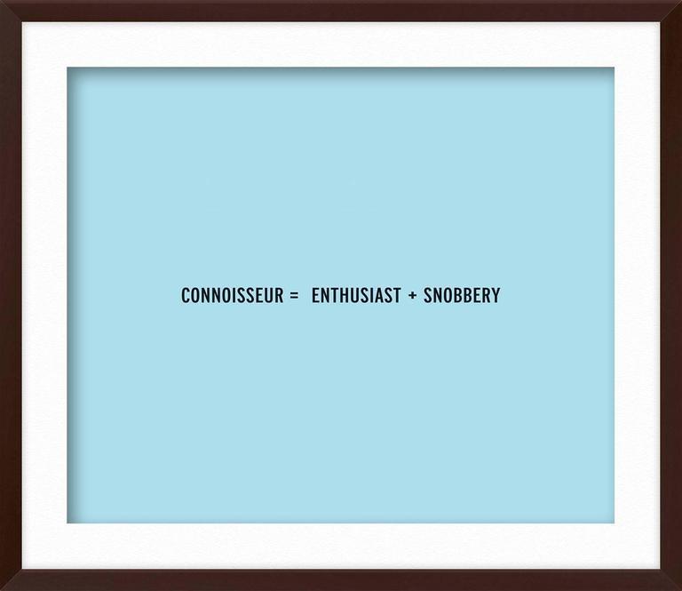 CONNOISSEUR For Sale 4