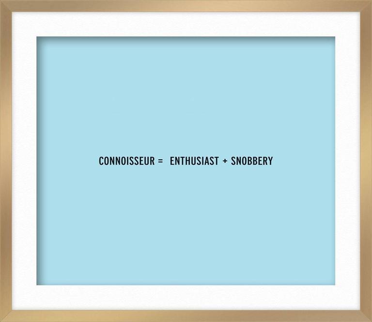 CONNOISSEUR For Sale 6