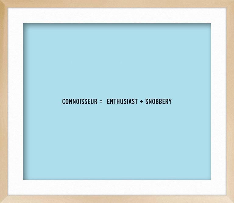 CONNOISSEUR For Sale 3