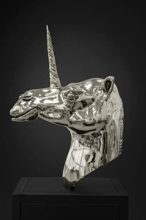 Mauro Corda - Camel-Unicorn Head 1